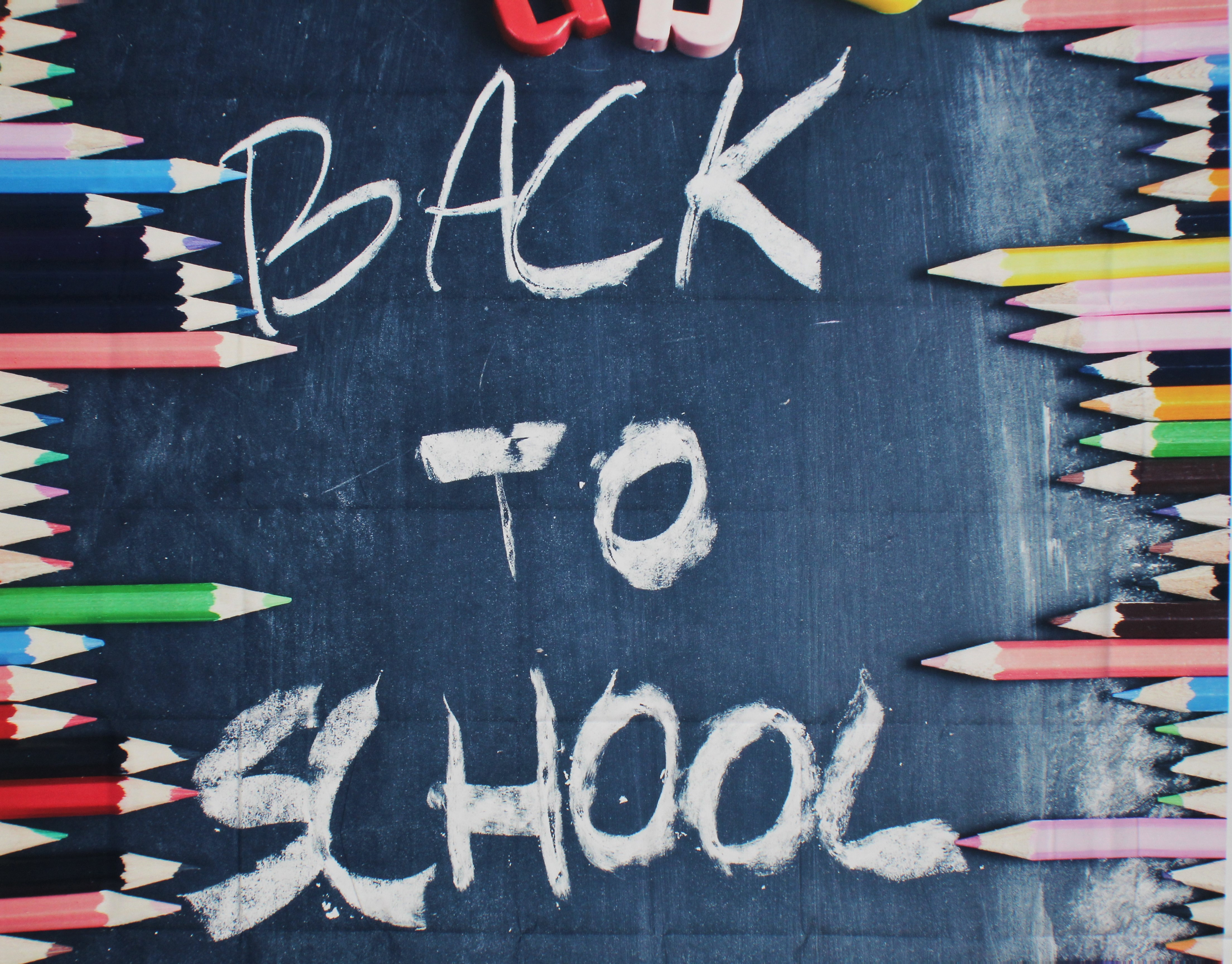 7 Back To School