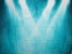 27 Blue Spotlight