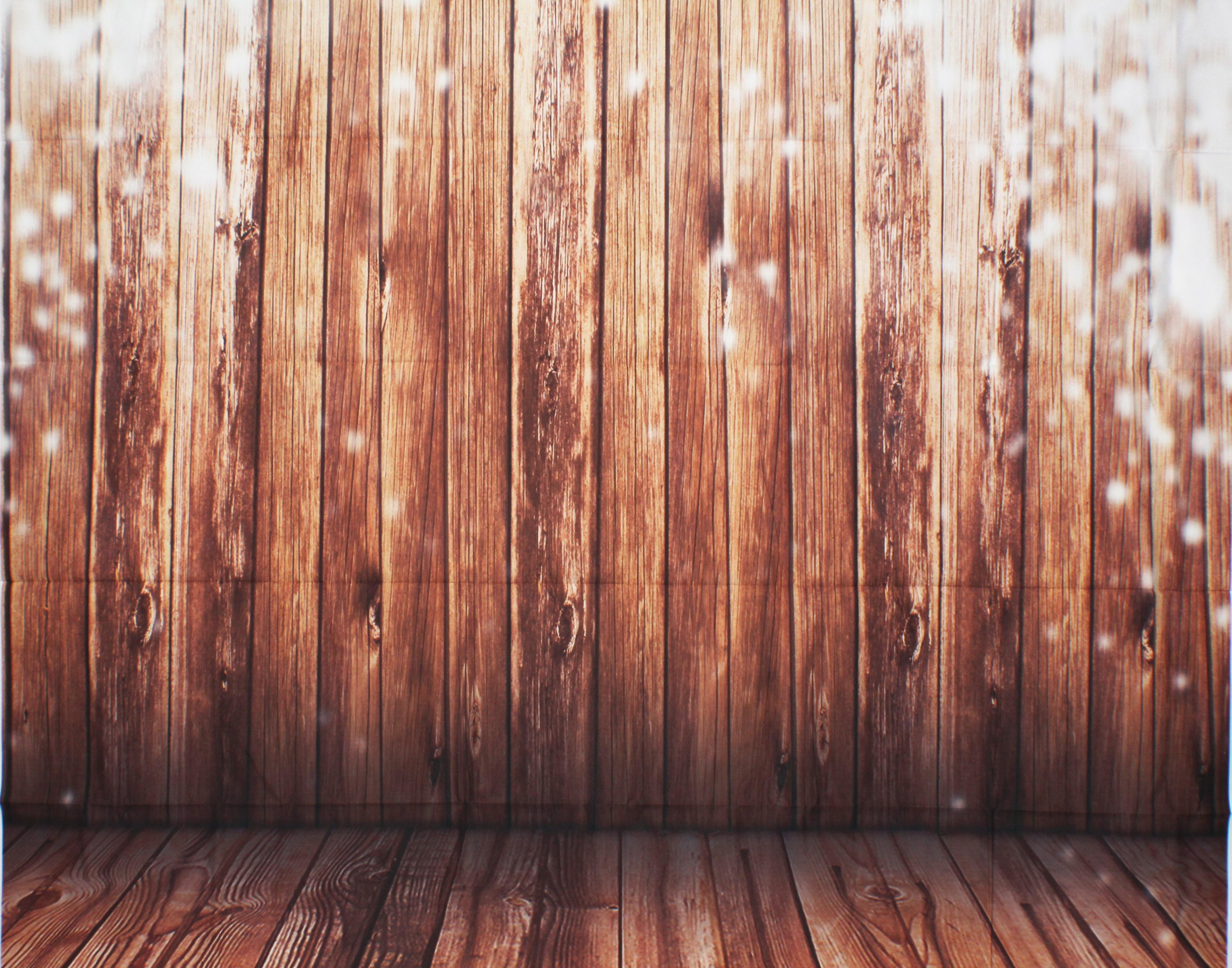 10 Dark Wooden Sparkle