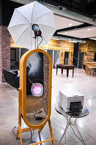 Foto Master Retro Mirror Photo Booth