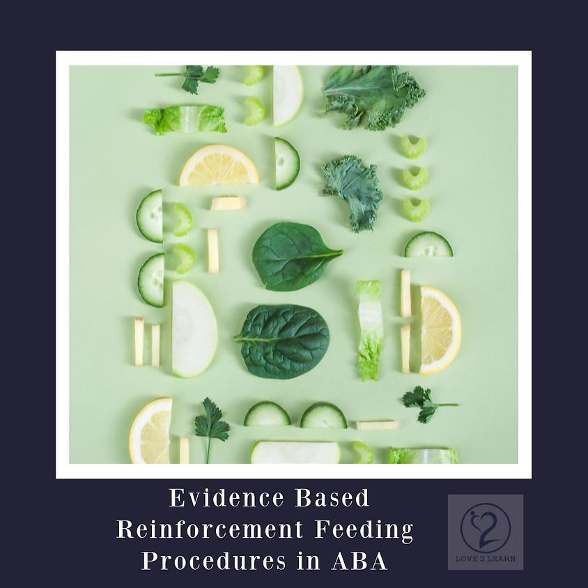 Speaker Series | Evidence Based Reinforcement Feeding Procedures in ABA