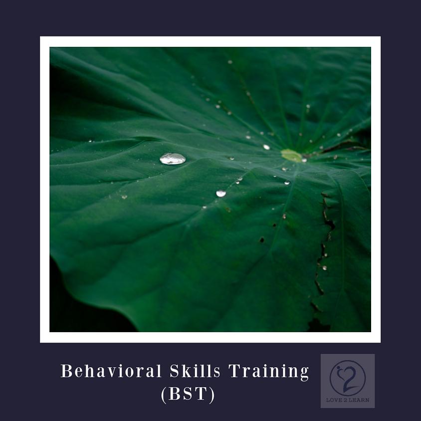 Speaker Series | Behavioral Skills Training (BST)