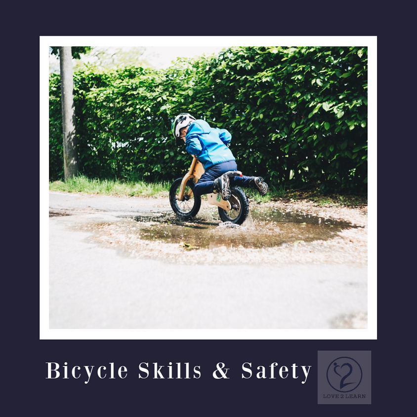 Family Workshop | Bicycle Skills & Safety