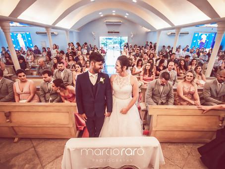 Casamento - Carol & Raphael