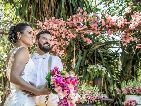 Casamento Priscila & André