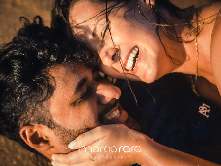 Pré Wedding - Carol & Raphael