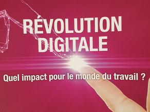 Anticipez les impacts du digital dans le monde du travail et la formation
