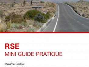Deuxième édition du Mini-guide RSE