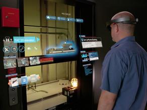 Avec le casque de réalité augmentée HoloLens, ThyssenKrupp veut créer un technicien 4.0