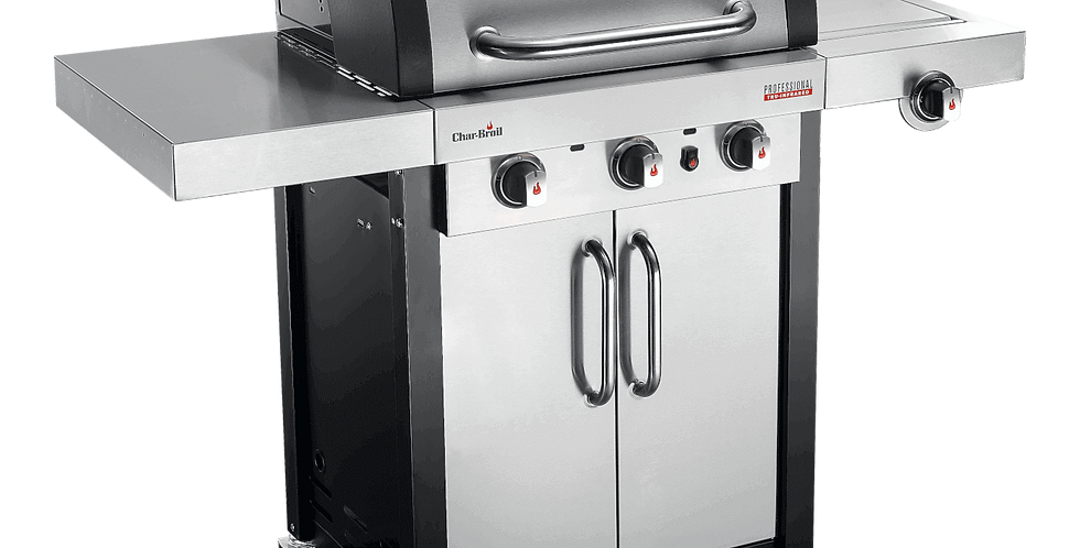 CHAR-BROIL PROFESSIONAL 3400 S