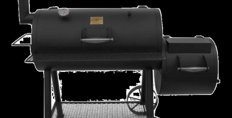 CHAR-BROIL OKLAHOMA JOE'S HIGHTLAND SMOKER