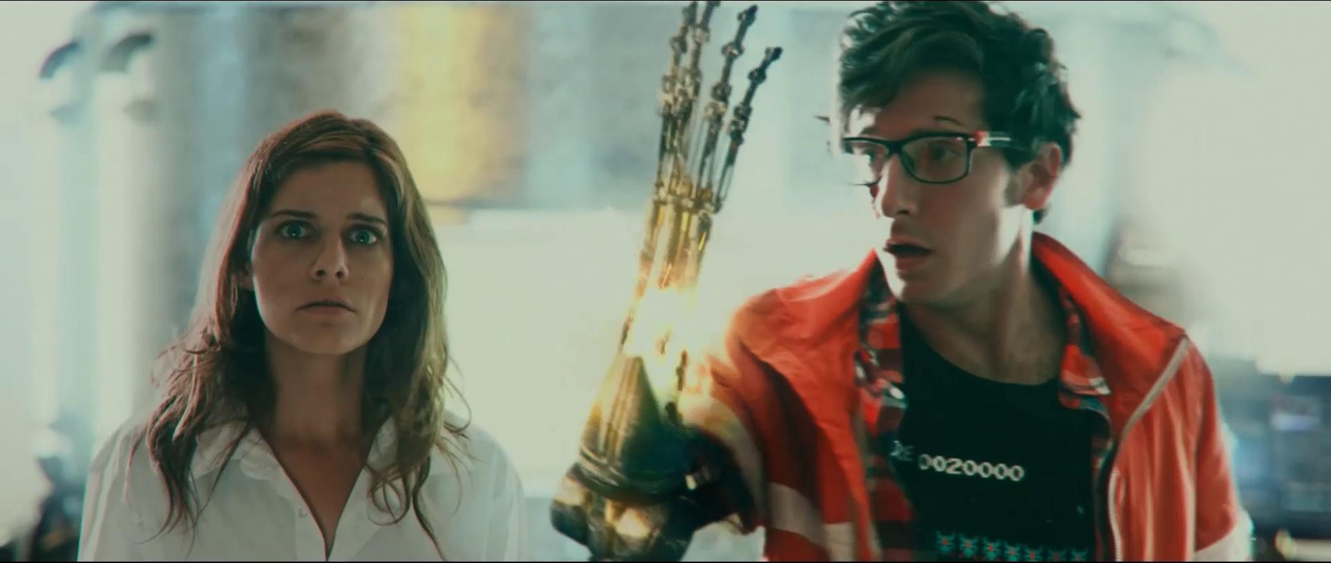 OMG! I'm A Robot (Feature Film)
