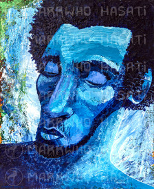 JOURNEY - BLUE MAN