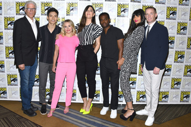 The Good Place, Says Goodbye at Comic-Con 2019