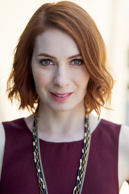 Felicia Day, Actress and New York Times Best Selling Author!