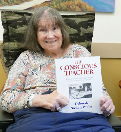 Deborah Poulos-The Women Who Has Captivated Us All.