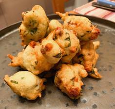 #iocucinoacasa: lo chef Marc Lanteri propone la ricetta dei 'frisceu'
