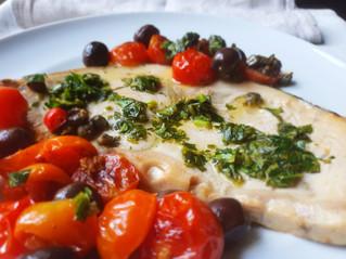 Pesce Spada in Guazzetto