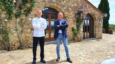 10 giugno: apre l'Osteria nel Borgo Relais Riserva di Fizzano, a Castellina in Chianti