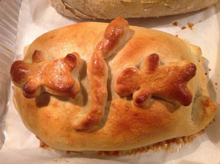 Il polpettone in crosta di pane