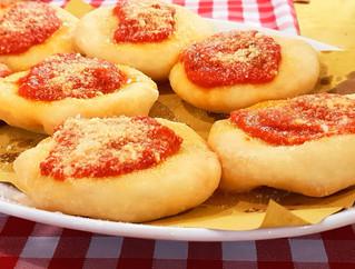 Le pizzelle!