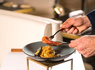 Vista mozzafiato su Roma e la cucina sorprendente di Francesco Apreda: ecco il Divinity
