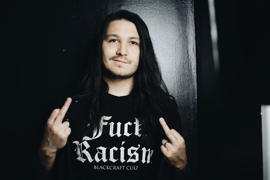Josh T. Romero _ Fuck Racism
