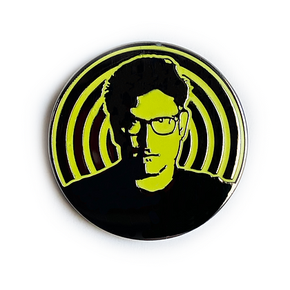 Mitch Pin - Limited Edition