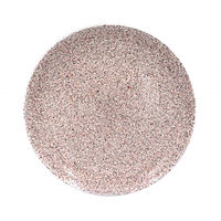 Pink Confetti Dessert Plate