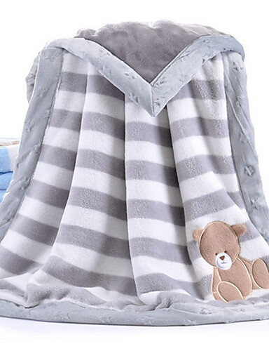 Feel the Fleece Infant Blanket