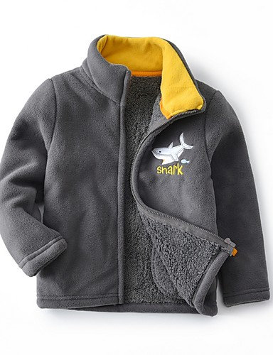 Kids Boys' Active Print Jacket & Coat Fuchsia