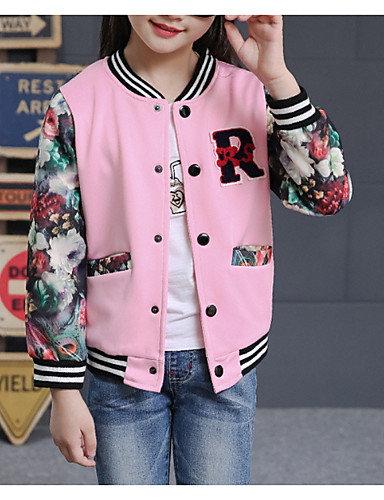 Floral Varsity Jacket
