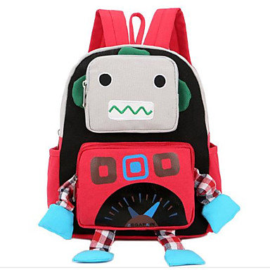 Mister Robot Canvas Backpack