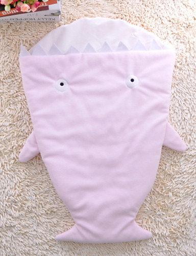 Newborn Baby Shark Cocoon Blanket