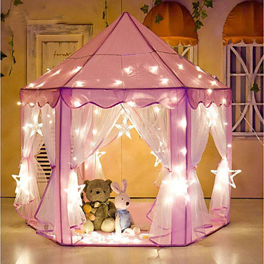 Starlight Play Tent w/ Glow in the dark Stars