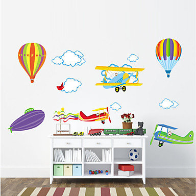 Up In The Sky Wall Decor
