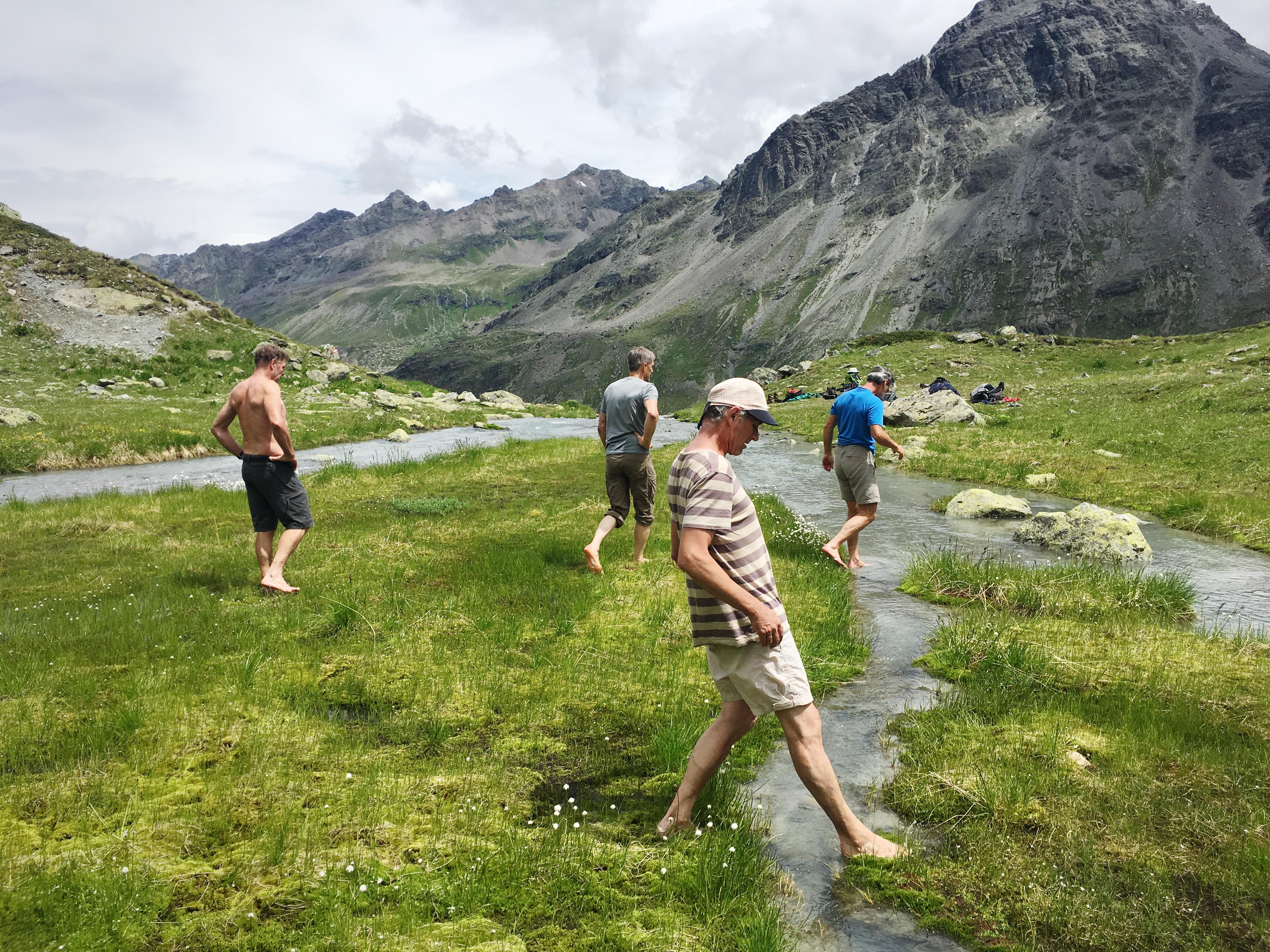 Wandern, Prättigau