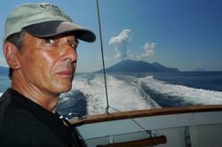 Markus Richtung Stromboli