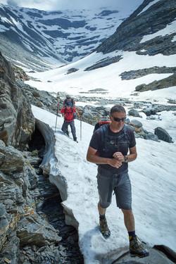 Wanderung zur Adulahütte