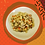 Thumbnail: Macarrão com frango - adulto