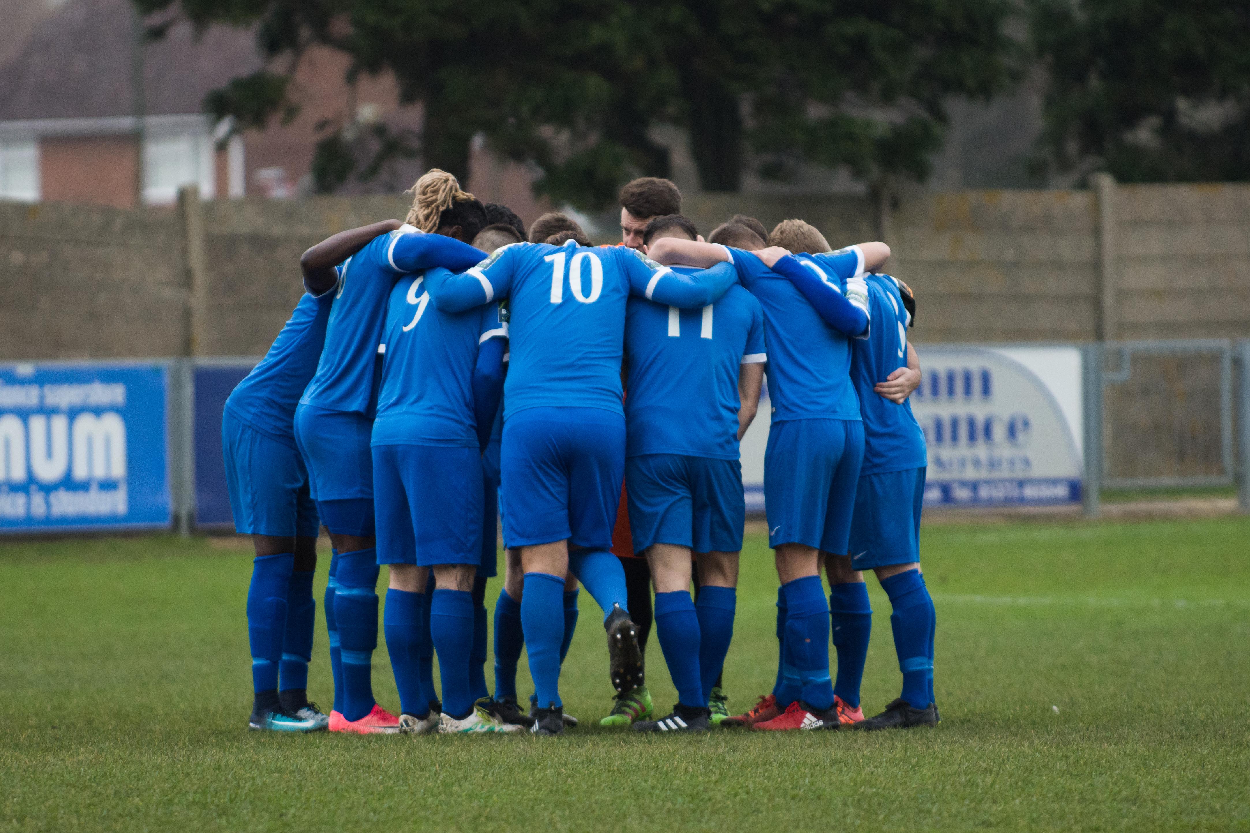 Shoreham FC vs Phoenix Sports 13.01.18 16