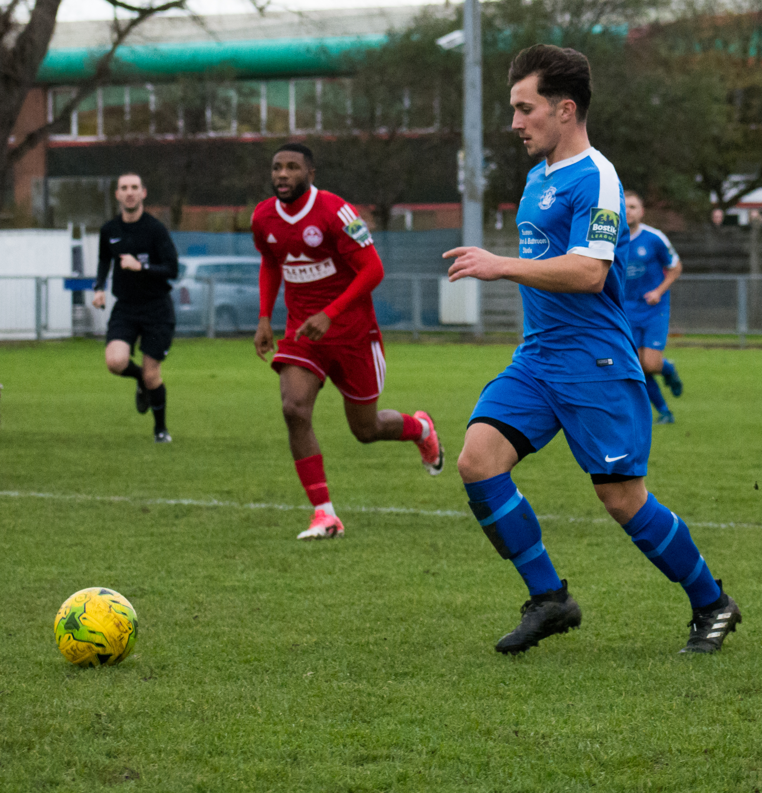 Shoreham FC vs Hythe Town 11.11.17 46