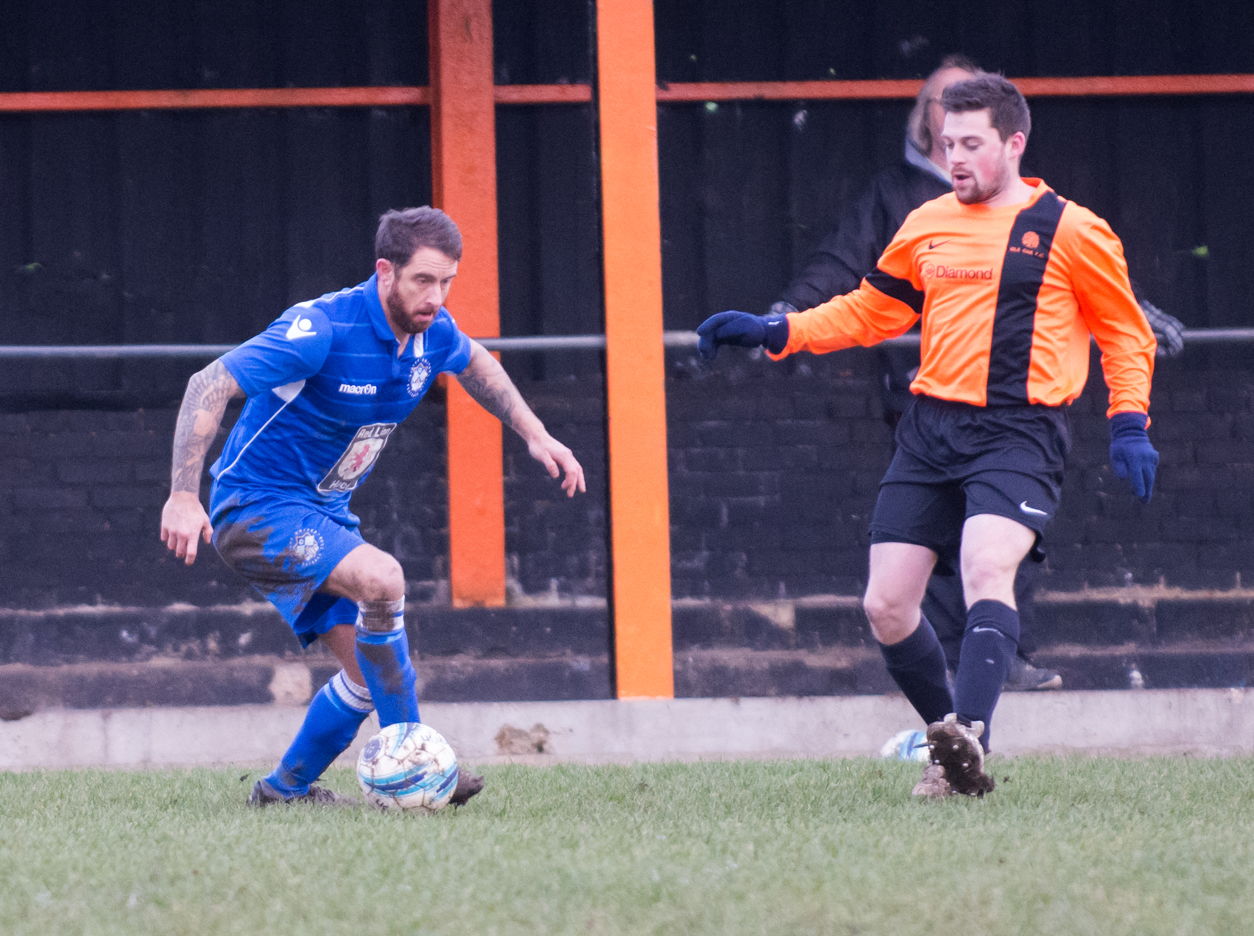 Mile Oak Res vs Sidley United 09.12.17 11