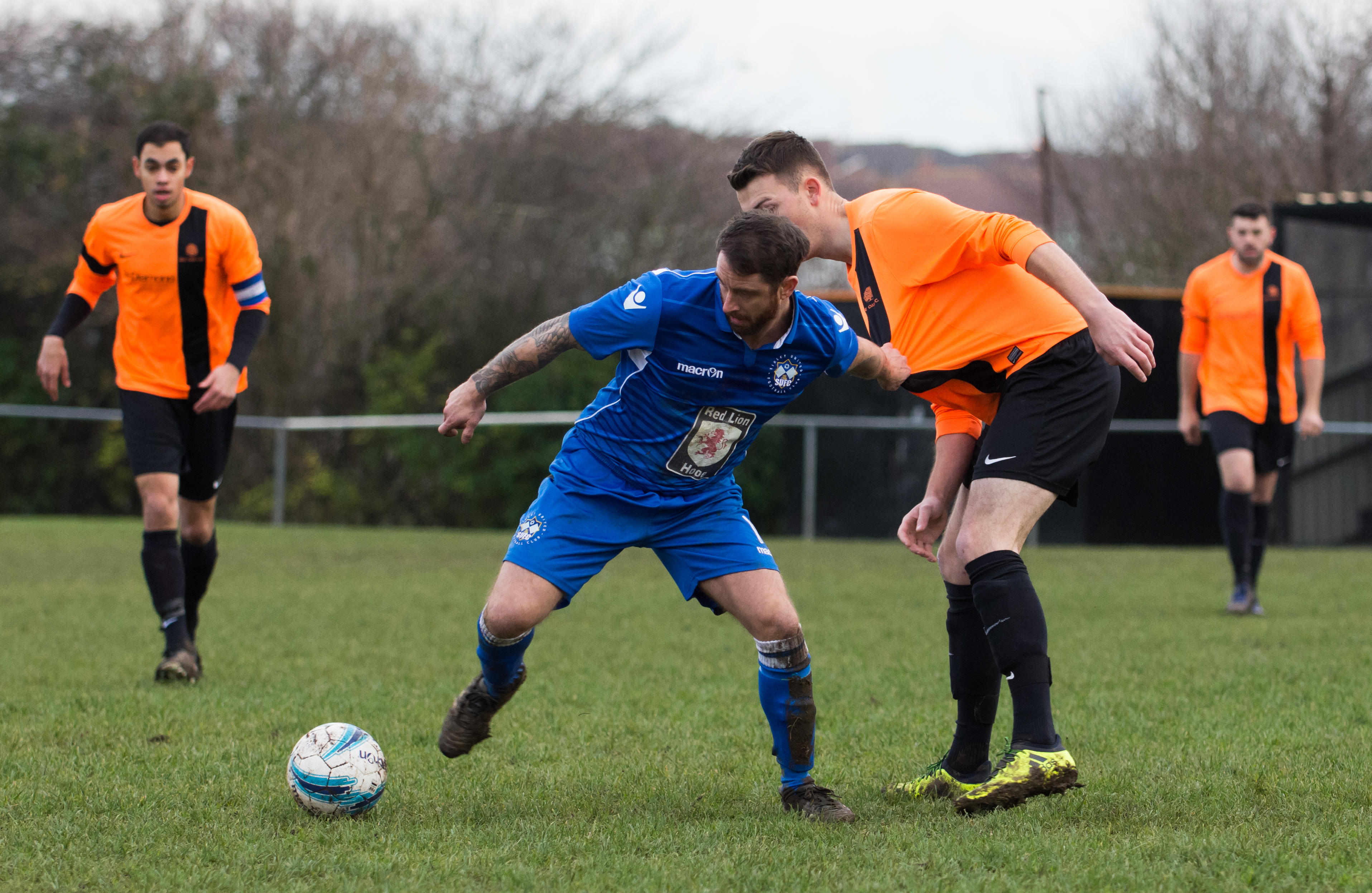 Mile Oak Res vs Sidley United 09.12.17 05