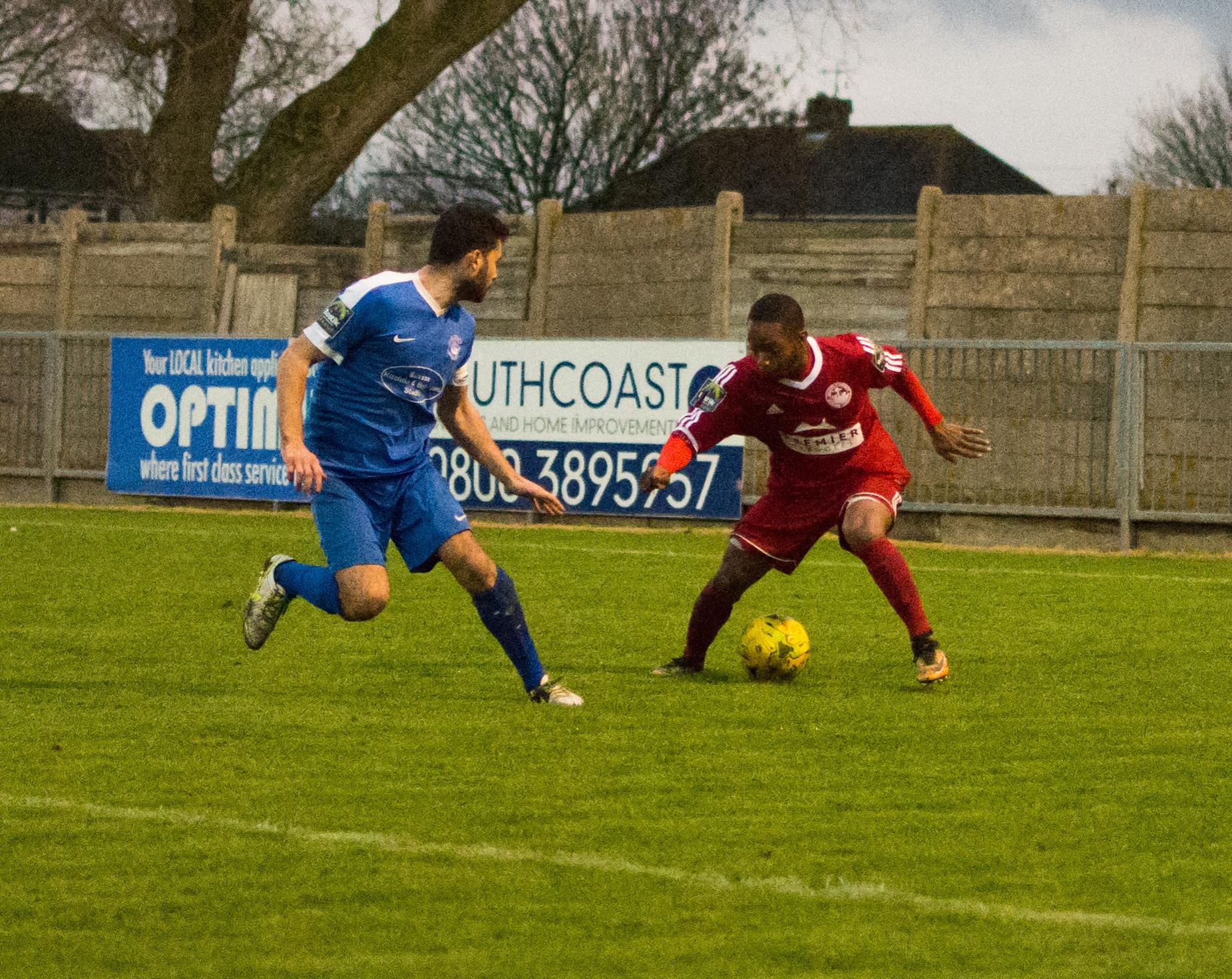 Shoreham FC vs Hythe Town 11.11.17 73