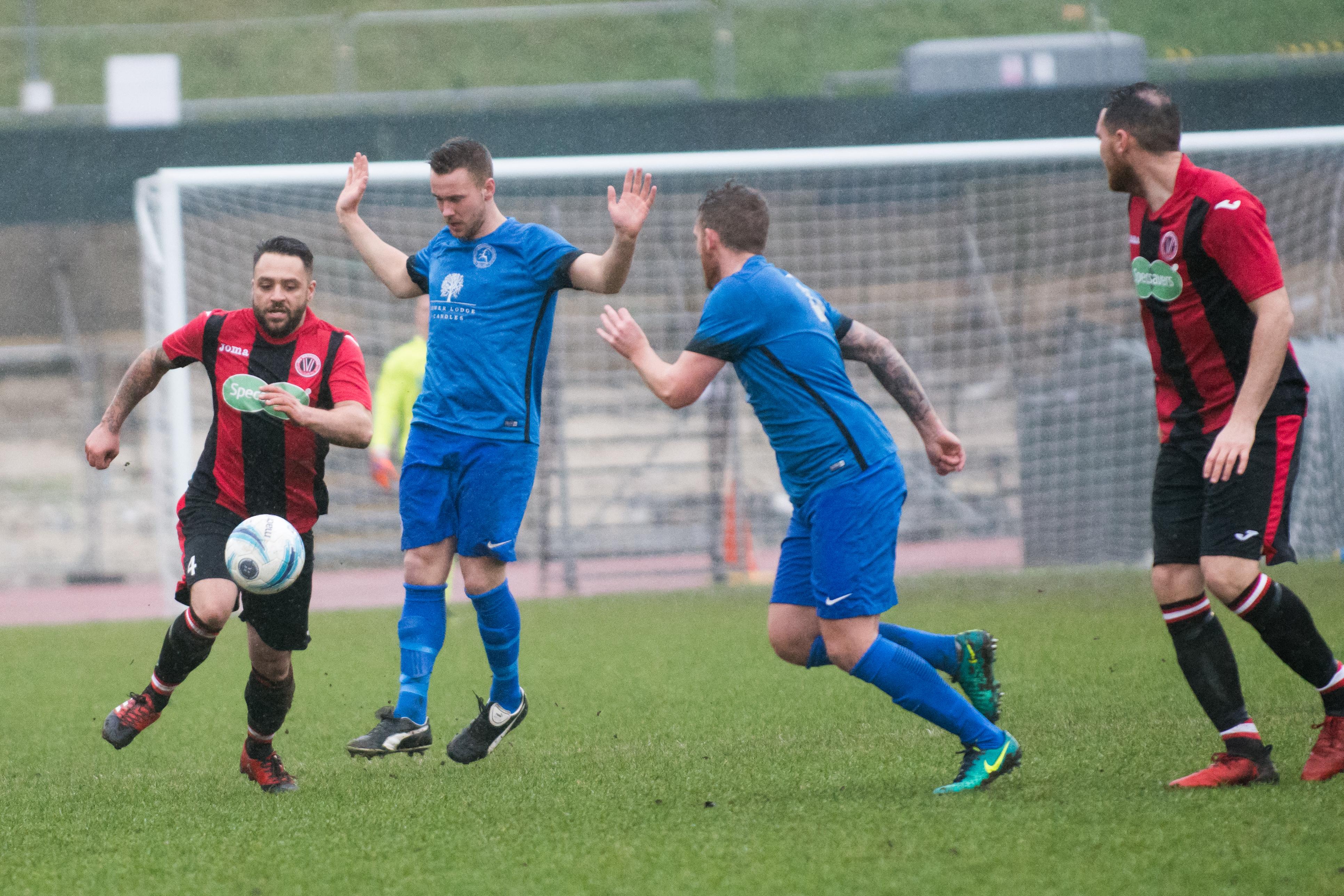 AFC Varndeanians vs Midhurst and Easebourne 27.01.18 34