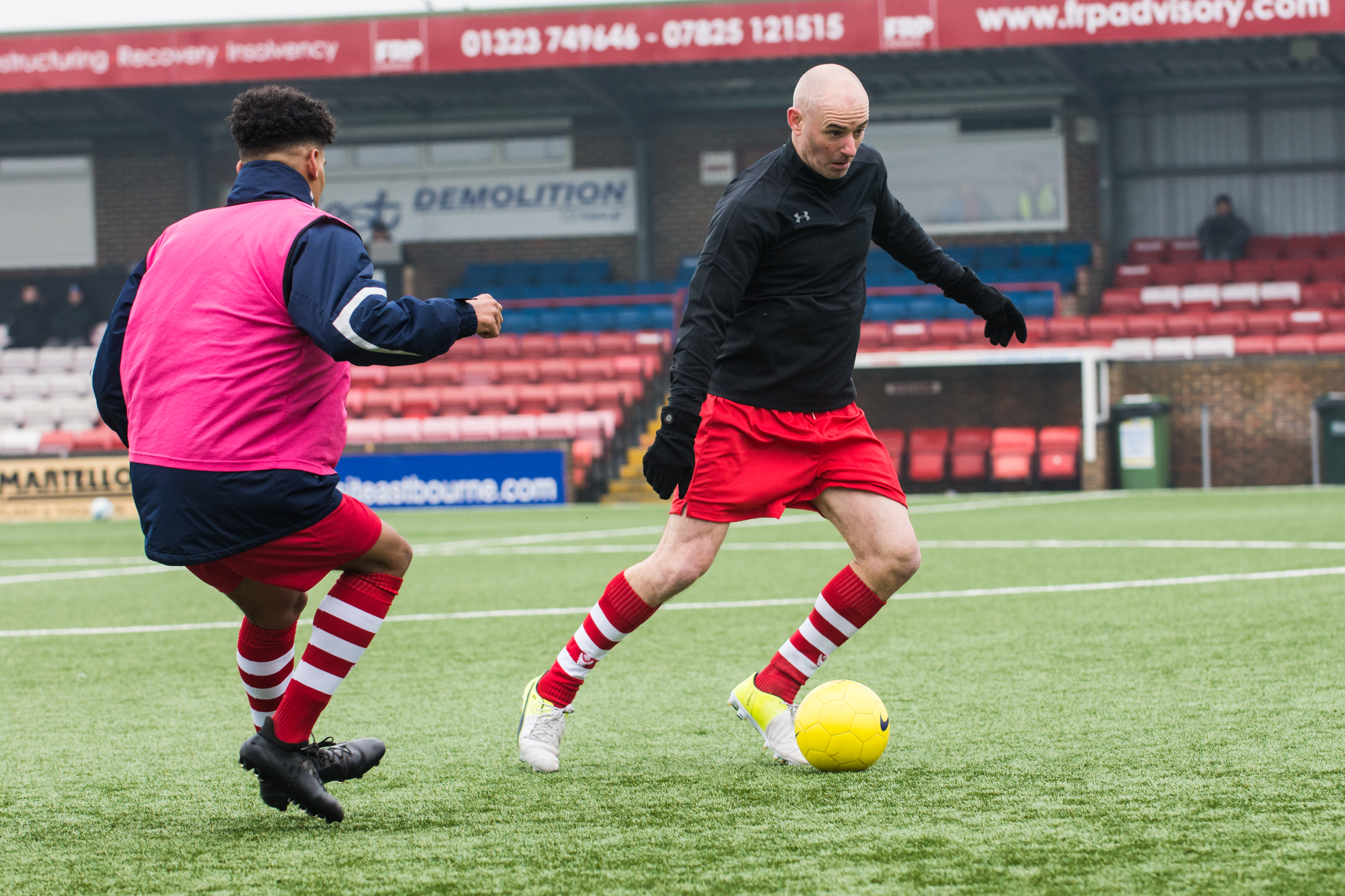 DAVID_JEFFERY Langney Wanderers FC vs Bexhill United FC 03.03.18 23
