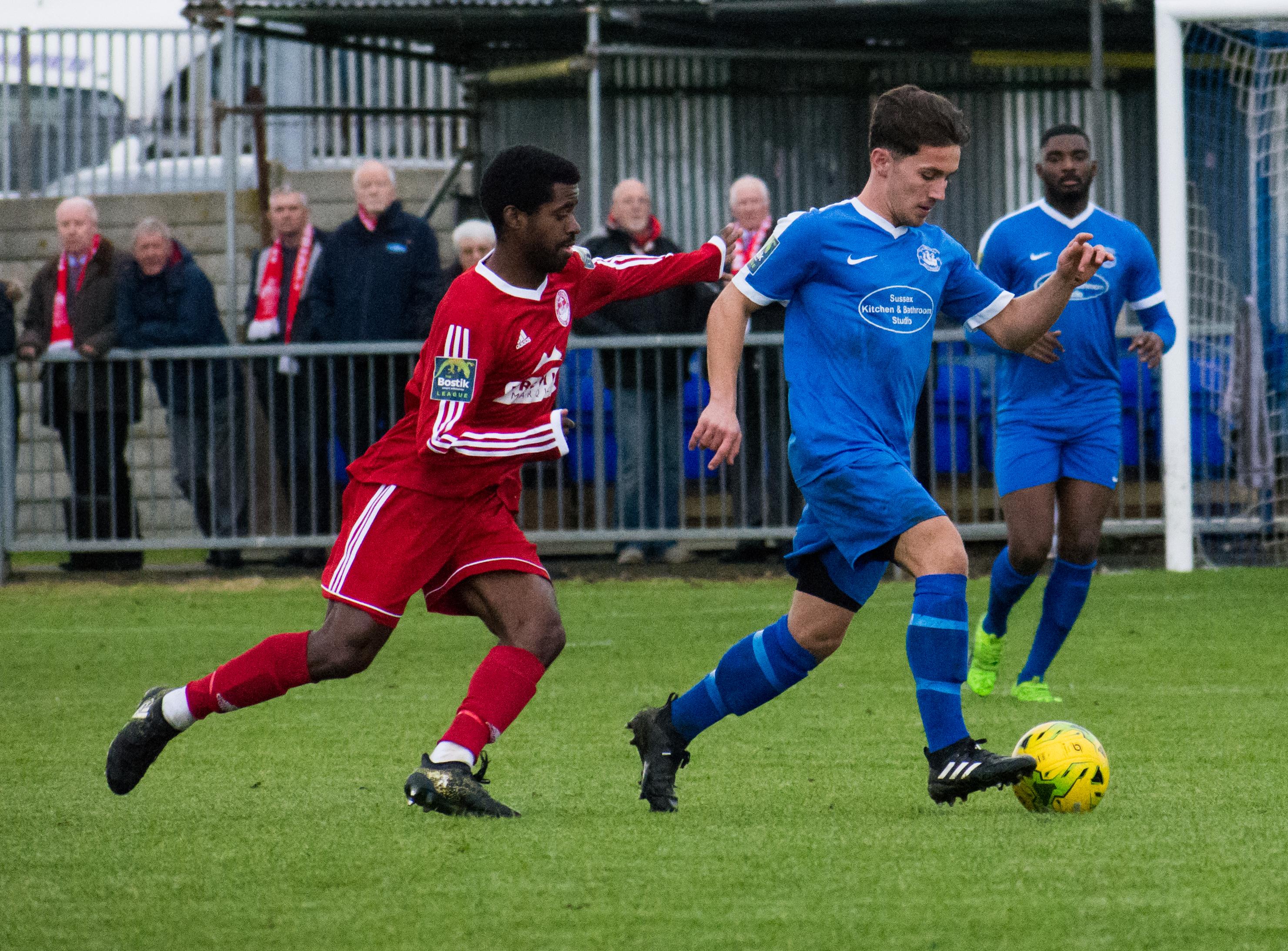 Shoreham FC vs Hythe Town 11.11.17 32