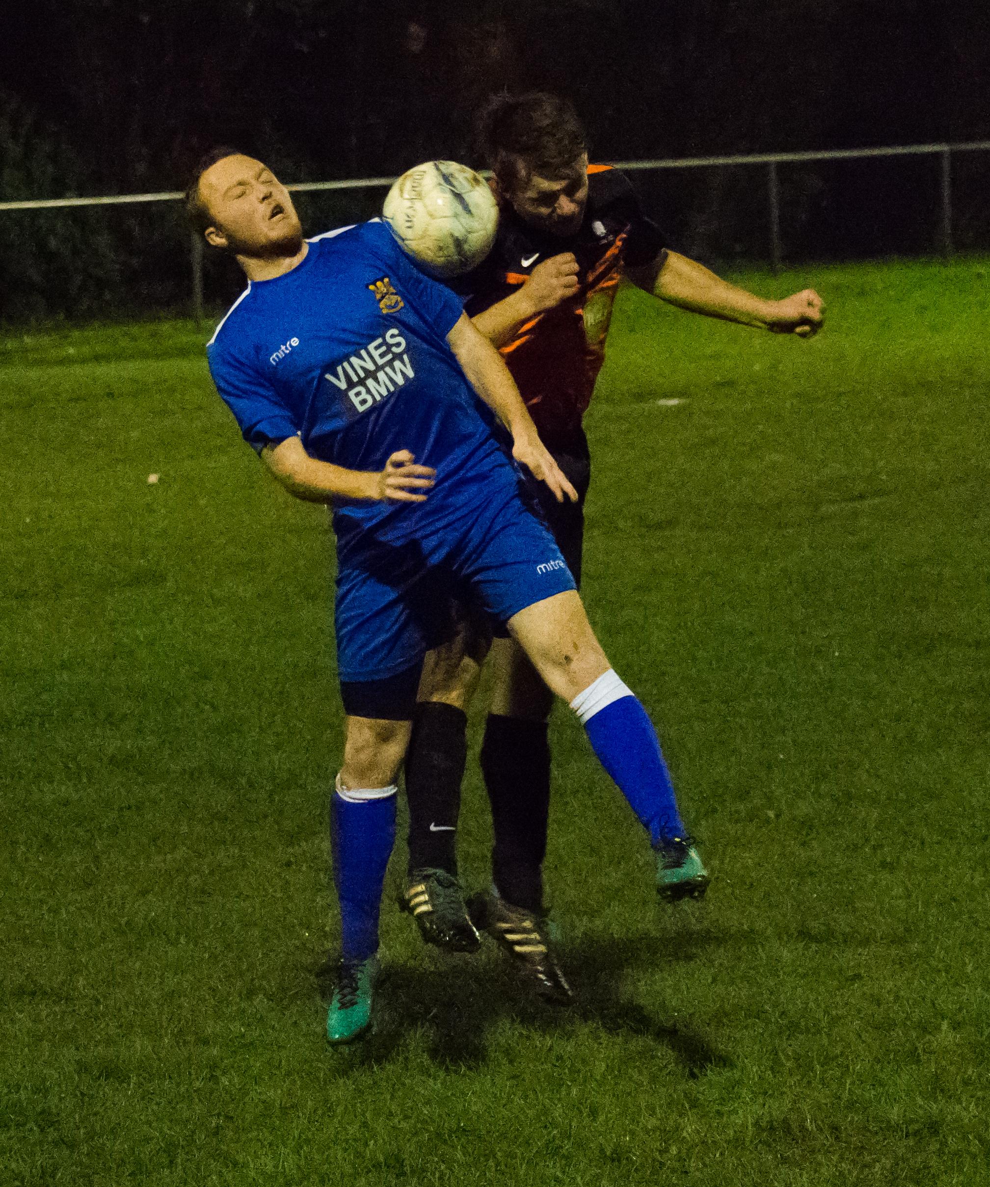 Mile Oak U21s vs Three Bridges U21s 09.11.17 05