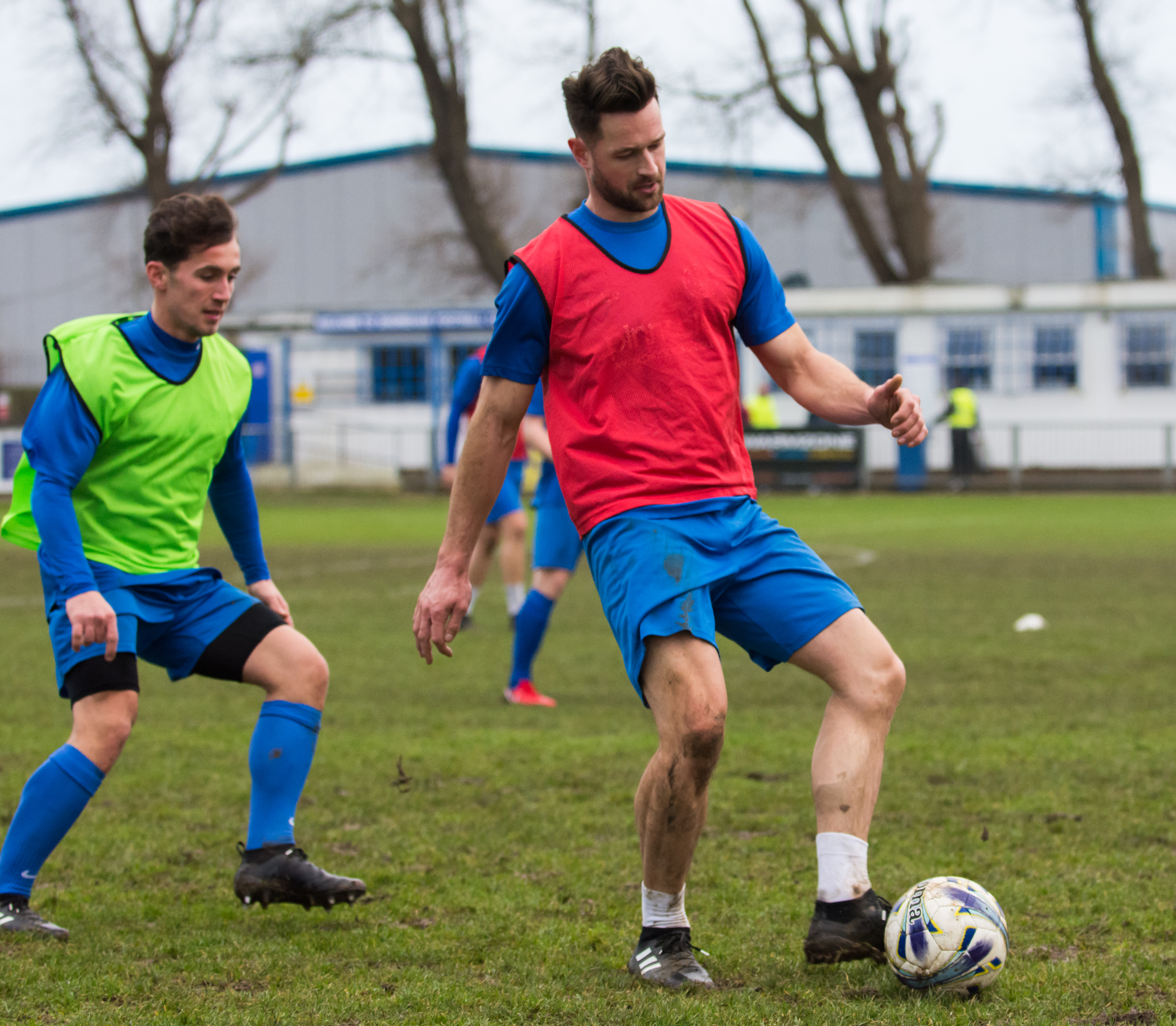 Shoreham FC vs Carshalton Ath 23.12.17 33